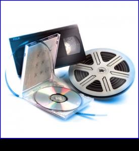 Перезапись c VHS на DVD